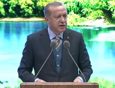 Erdoğan: Ne yaparsanız yapın! Opera binası 2019'da bitecek