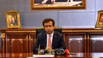 HASAN BASRI GÜZELOĞLU - Diyarbakır Valisi 'Yılın Valisi' Adayı