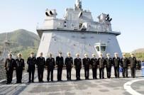 DONANMA KOMUTANLIĞI - Doğu Akdeniz-2017 Tatbikatı Başladı