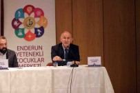 EĞİTİM SİSTEMİ - ''Dünden Bugüne Enderun Eğitimi'' Bağcılar'da Konuşuldu