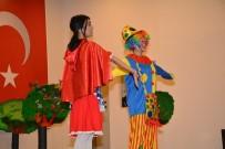 UMURLU - Efeler Belediyesi'nden Çocuklara Özel Oyun