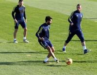 CAN BARTU - Fenerbahçe Hazırlıklarını Sürdürdü