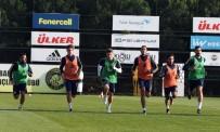 CAN BARTU - Fenerbahçe Sivasspor Mesaisini Sürdürdü