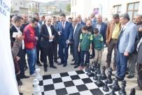 ŞAMİL TAYYAR - Gençlik Merkezi Dualarla Açıldı