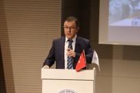 GAZIANTEP ÜNIVERSITESI - Genel Sekreter Deniz Köken'den Yesemek Çağrısı