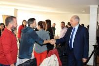 MEVLÜT UYSAL - İBB Başkanı Mevlüt Uysal Açıklaması 'Üsküdar, Ümraniye Ve Çekmeköy Metrosunu En Geç Bir Ay İçerisinde Açacağız'