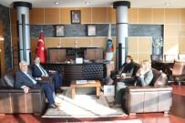 MISYON - İl Milli Eğitim Müdürü Töre'den, Başkan Alemdar'a Ziyaret