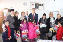 İŞ KADINI - İş Kadınlarından Öğrencilere Kıyafet Yardımı