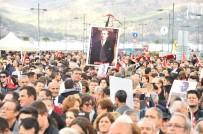 DEVLET OPERA VE BALESI - İzmirliler Ulu Önder İçin Yürüyecek