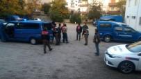 KAÇAK KAZI - Kaçak Kazıya Suçüstü Açıklaması 6 Gözaltı