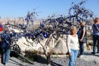 MUSTAFAPAŞA - Kapadokya'yı Ekim Ayında 205 Bin 621 Turist Ziyaret Etti