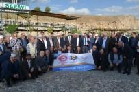 Karadenizli Din Görevlileri Hasankeyf'i Gezdi