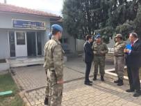 KOMANDO - Kaymakam Düzgün, Jandarma Dağ Komando Taburunu Ziyaret Etti.