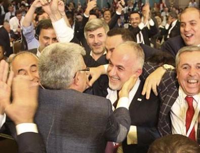 Kızılay'dan Türkiye'ye büyük onur