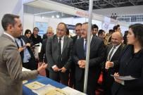 AFYON KOCATEPE ÜNIVERSITESI - KMÜ, Afyonkarahisar'da Üniversite Tanıtım Fuarına Katıldı