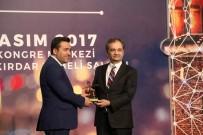 TOPLU ULAŞIM - Kocaeli Büyükşehir'e Toplu Taşıma Alanında Birincilik Ödülü