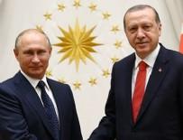 DIŞ POLİTİKA - Kremlin'den Erdoğan-Putin görüşmesine ilişkin açıklama
