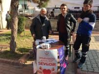ZABITA MÜDÜRÜ - Kula'da Organ Bağışı İçin Stant Açıldı