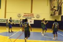 CEZAEVİ MÜDÜRÜ - Kurumlar Arası Basketbol Turnuvası Sona Erdi