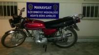 OYMAPıNAR - Manavgat Polisinden Hırsıza Suçüstü