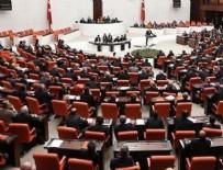 AHMET AYDIN - Meclis'te gergin anlar... Araştırma önergesine ret
