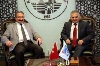 ERCIYES - Melikgazi Belediye Başkanı Büyükkılıç Açıklaması 'Bilimin Merkezi Kayseri'