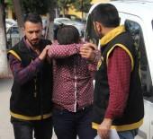HAKAN COŞKUN - Motosiklet Hırsızı Tuvalette Yakalandı