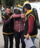 HAKAN COŞKUN - Motosikleti Çaldı Tuvalette Yakalandı