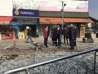 SELAHATTİN AYDIN - MÜSİAD'tan Belediye Hizmetlerine Tam Destek