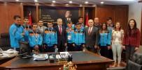 İBRAHIM KÜÇÜK - Nazilli'nin Madalya Avcısı Özel Öğrencileri
