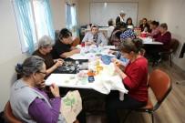EL EMEĞİ GÖZ NURU - Odunpazarı'nda Dekoratif Pul Ve Boncuk İşleme Eğitimi