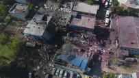 MERKEZİ SİSTEM - Ölü Sayısı 5'E, Yaralı Sayısı 16'Ya Çıktı