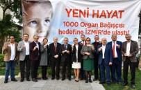 HALİL İBRAHİM ŞENOL - Organ Bağışında İzmir Farkı Açıklaması Bin Bağışçı Hedefi 5 Günde Tamam