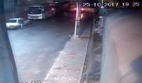 ABDİ İPEKÇİ - Otomobili 10 Saniyede Çalarak Kayıplara Karıştı