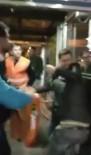 MEYDAN DAYAĞI - İncirli Metrobüs Durağında Meydan Dayağı