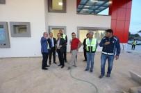 KARAHAYıT - Pamukkale Belediyesi'nden Sağlık Yatırımı