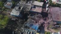 İŞÇİ GÜVENLİĞİ - Patlamanın Yaşandığı Fabrikada Facia Göz Göre Göre Geldi...