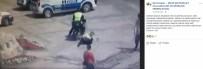 FACEBOOK - Polise Çarpıp Kaçan Motosiklet Sürücüsü Aranıyor