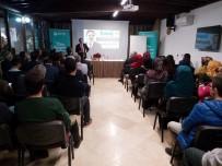 HÜSEYİN ŞAHİN - Rektör Bağlı, Lefkoşa'da Konferans Verdi