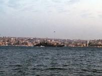 SAVAŞ GEMİSİ - Rus Savaş Gemisi Boğaz'dan Geçti