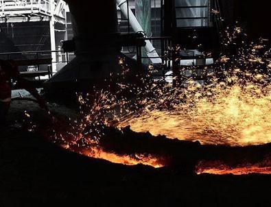 Sanayi üretim endeksi yüzde 0,6 arttı