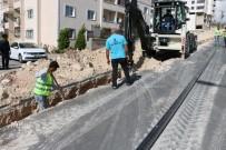 KAZANCı BEDIH - Şanlıurfa'da Alt Yapı Çalışmaları Sürüyor