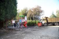 ÇOCUK PARKI - Sapanca'ya Yeni Bir Çocuk Parkı Kazandırılıyor