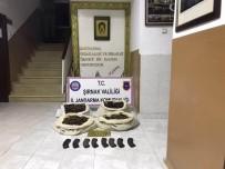UÇAKSAVAR - Şırnak'ta Çok Sayıda Mühimmat Ele Geçirildi