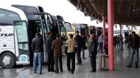 UŞAK VALİLİĞİ - Suriyeliler İzin Belgesiz Uşak Dışına Seyahat Edemeyecek