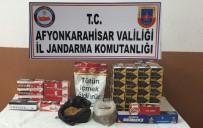 Taşoluk Da Tütün Satıcılarına 10 Bin 306 TL İdari Para Cezası Kesildi