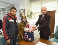 ANTİBAKTERİYEL - Tekkeköy Belediyesinden 'Hoş Geldin Bebek Hediye Seti'