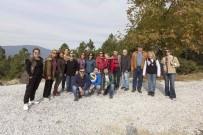 BEYIN FıRTıNASı - TEMA Vakfı Ve İKÇÜ Öğretim Üyelerinden Ödemiş'e Teknik Gezi