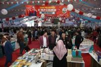 ABDURRAHMAN DİLİPAK - Tokat Kitap Fuarını 9 Günde 350 Bin Kişi Ziyaret Etti