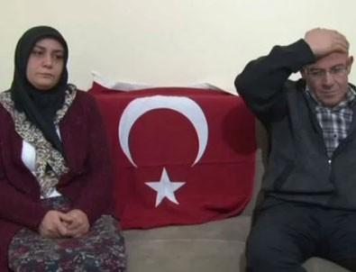 Gazileri darp eden gencin ailesi özür diledi
